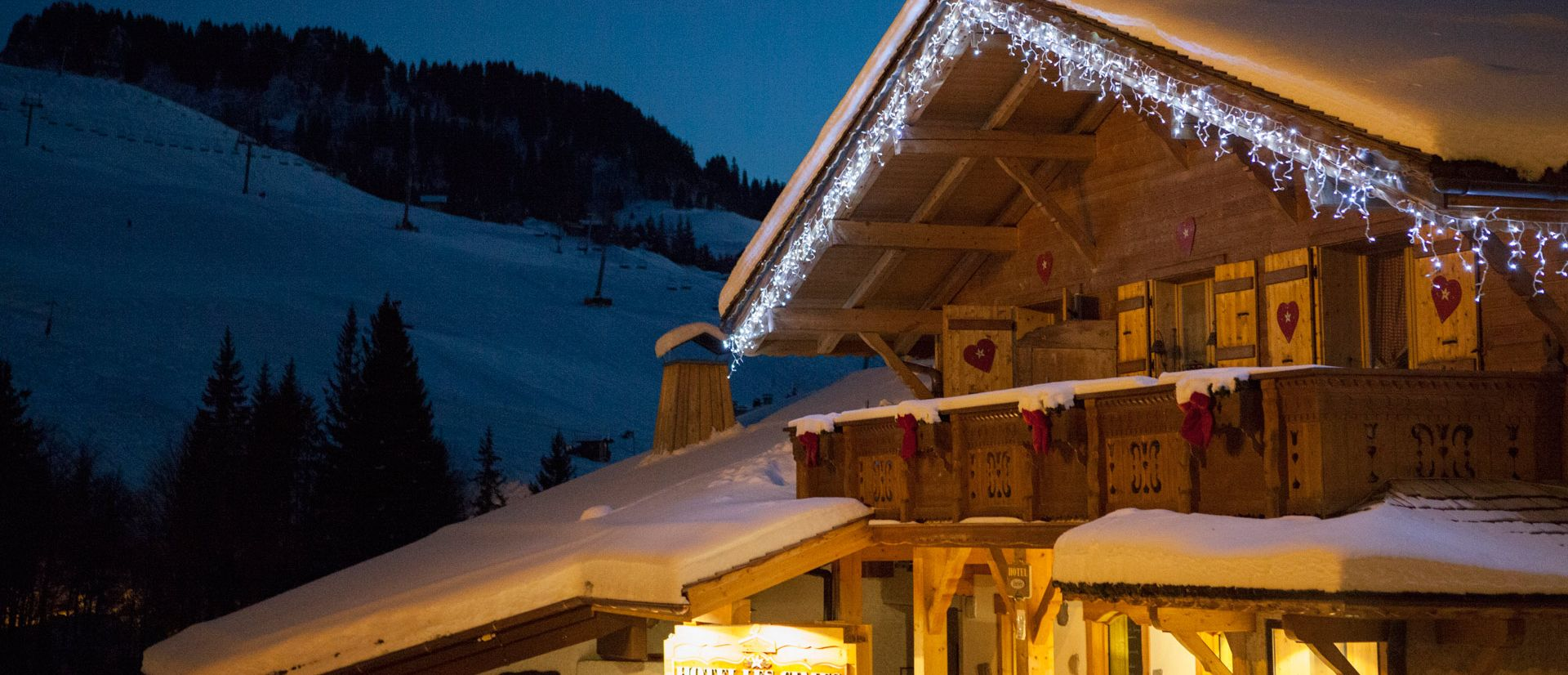 Hotel Chalet les Cimes - Grand-Bornand